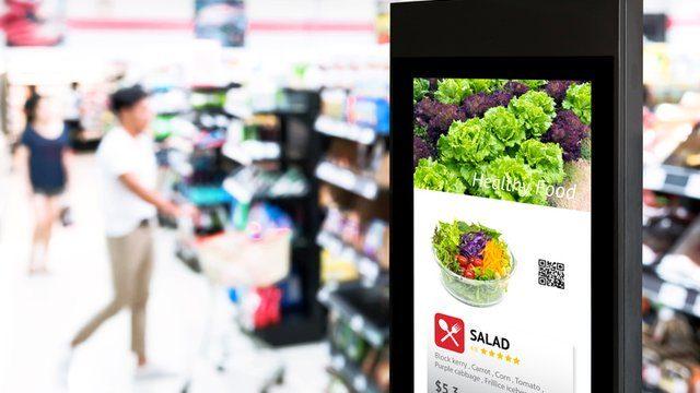 espacio retail digitalización