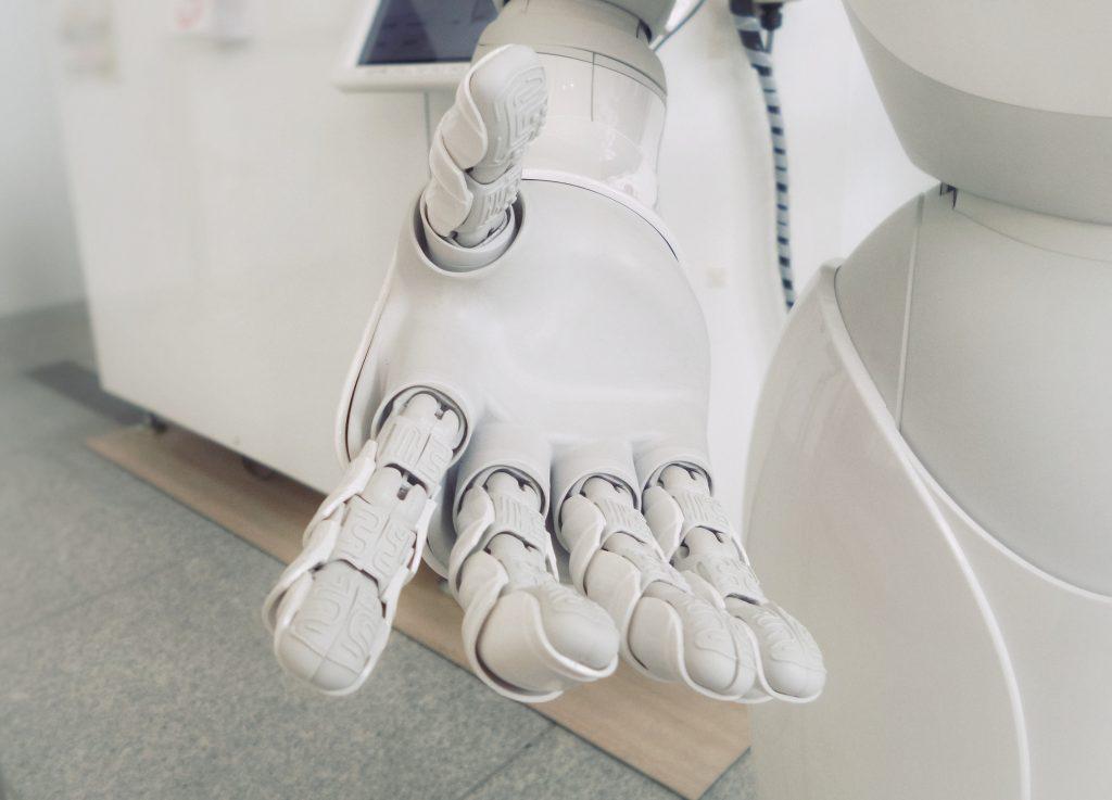 futuro del trabajo, robots